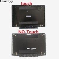 Новый ЖК-Топ чехол для Lenovo Ideapad Y700-15 Y700-15ISK ЖК-задняя крышка Черный