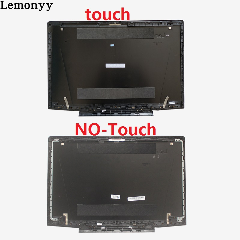 Nova LCD top tampa do caso para Lenovo Ideapad Y700-15 Y700-15ISK Y700-15ACZ LCD Back Cover preto