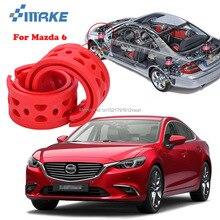 цена на smRKE For Mazda 6 High-quality Front /Rear Car Auto Shock Absorber Spring Bumper Power Cushion Buffer
