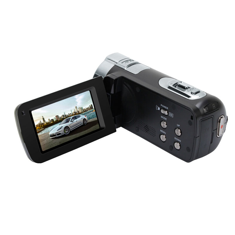 KaRue New 1080P HD 16x Digital Zoom Digital Video Camera Camcorder with 3.0 inch LCD Screen Max.24MP Support Face Detection 5