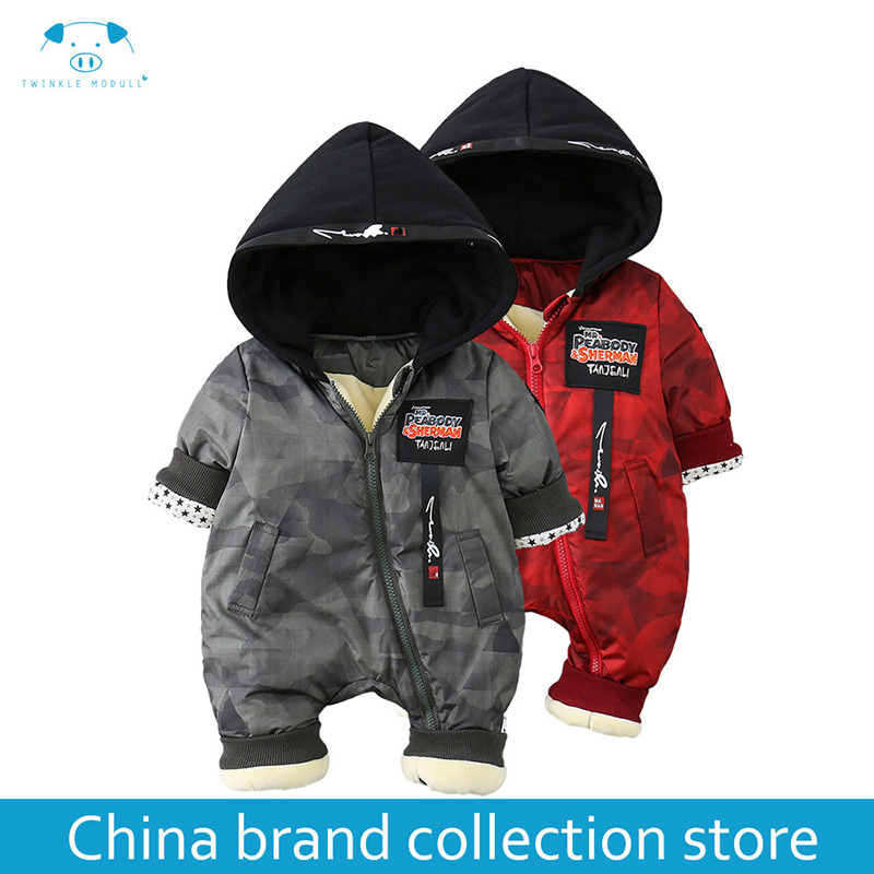 winter rompers newborn boy girl clothes set baby fashion infant baby brand products Christmas newborn romper MD170D025 3pcs set newborn infant baby boy girl clothes 2017 summer short sleeve leopard floral romper bodysuit headband shoes outfits