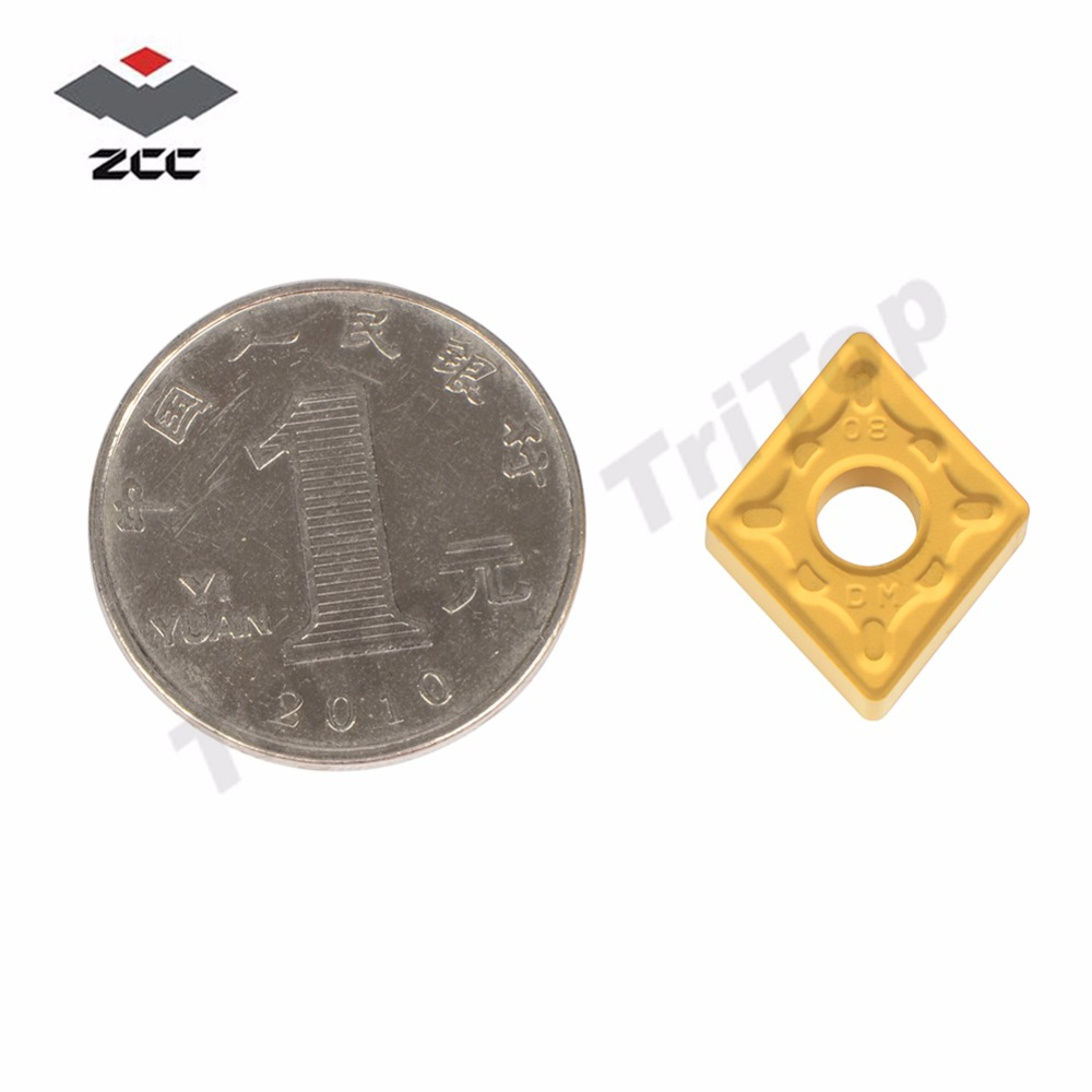 CNMG120408-DM YBC251 Fresa per inserti in metallo duro indicizzabile - Macchine utensili e accessori - Fotografia 2