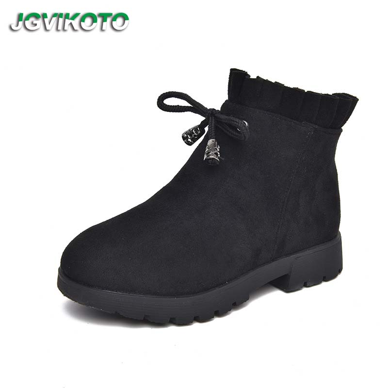 b4f48706a Friendly Wendywu Winter Genuine Leather Shoes Boys Brand Black Boots For Baby  Girls Fashion Gray Warm Boots Children Ankle Boots Cool In Summer And Warm  In ...