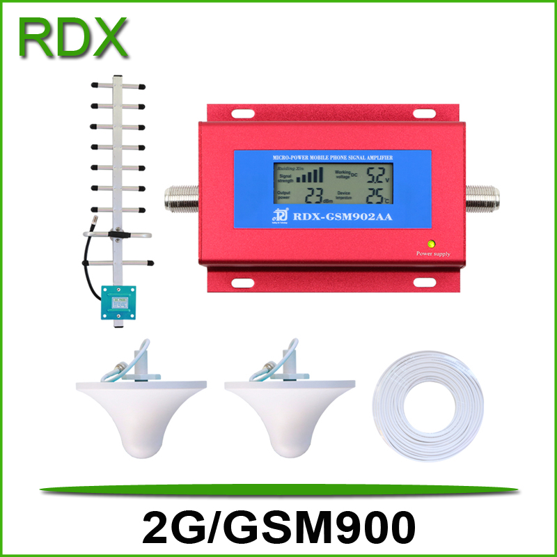 For 2 rooms lcd mobile phone gsm900mhz booster repeater amplifier with yagi antenna and 2 pieces of ceiling antenna wholesaleFor 2 rooms lcd mobile phone gsm900mhz booster repeater amplifier with yagi antenna and 2 pieces of ceiling antenna wholesale