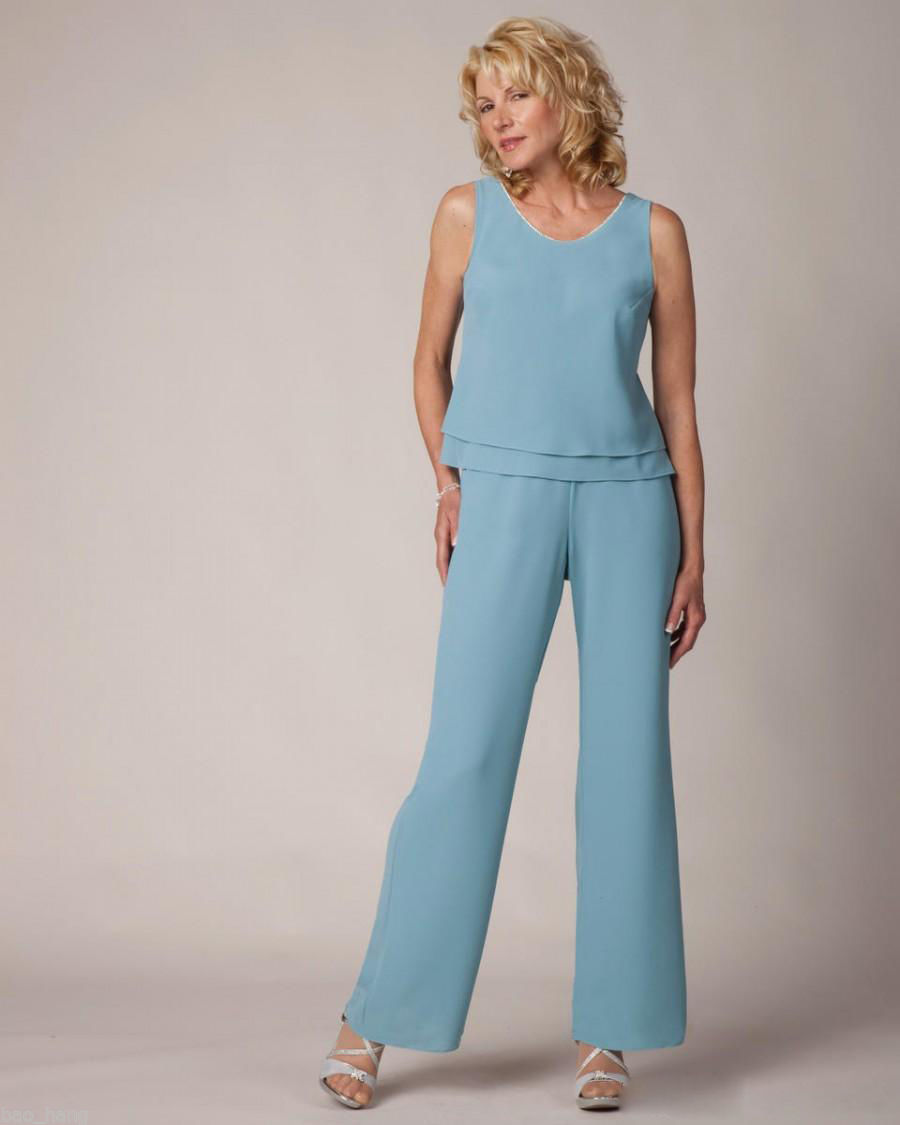 Wonderful Mother Of The Groom Pant Suits For Wedding Contemporary ...