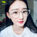 Vintage Eyeglasses Round Frame Ladies Clear Glasses Transparent Frames Women Retro Spectacle Optical Female Computer Eyewear