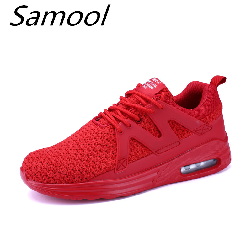 tenis masculino spring classic Mens Casual Shoes Male Air Mesh Breathable platform Shoes ...