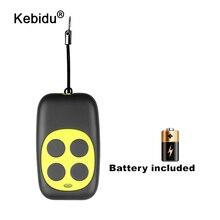 Kebidu colorido 433mhz 4 canais duplicador porta da garagem cópia de controle remoto para o topo 432ev TOP 432NA top432na