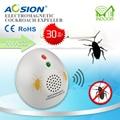 AOSION casa plug GS produto de controle de pragas barata repeller eletrônico pest repeller rejeitar com ondas ultra-sônicas