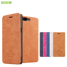 "Original Mofi Case For Oneplus 5 Oneplus5 Cover Flip PU Leather Phone Case for 1 plus 5 A5000 One Plus 5 5.5"" inch Cover cases"