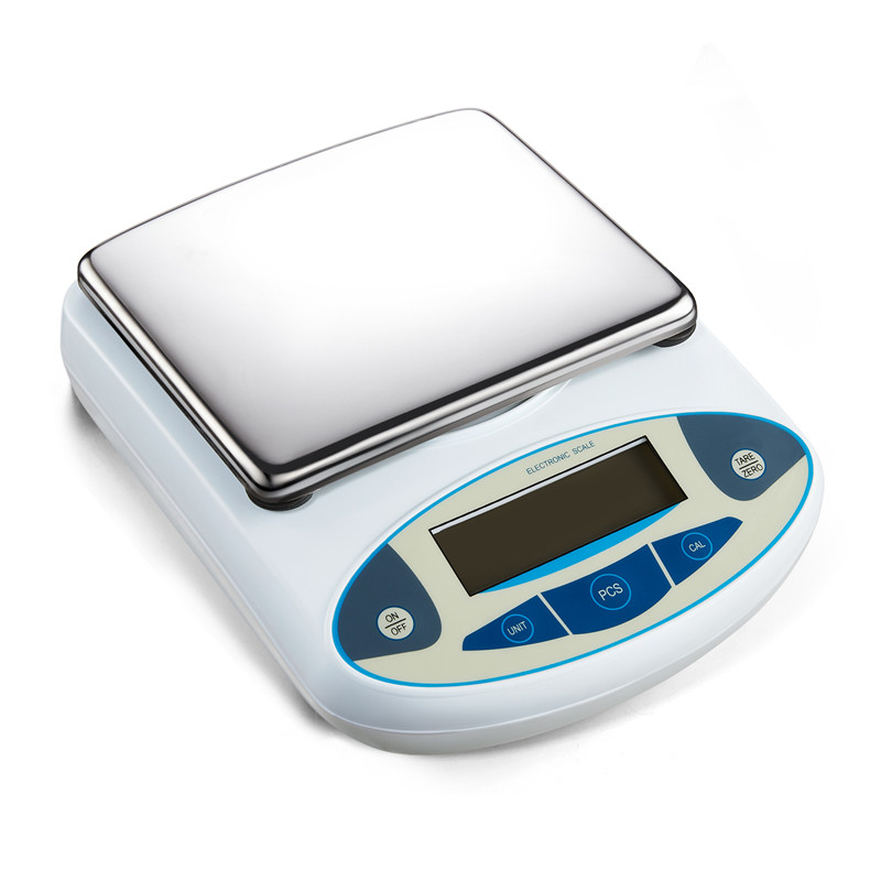 5000g0.01g Analytical Balance Digital Scales Precision Weight Scale Balance Scientific Lab Accuracy Jewelry Kitchen Postal (1)