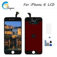 10PCS Lot 4 7 Inches Alibaba China Grade AAA Pantalla ScreenFor Apple IPhone 6 LCD Display