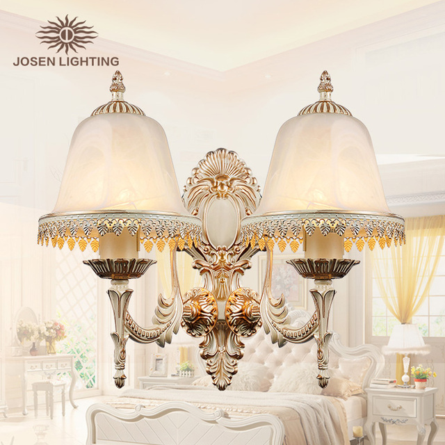 2016 New Arrival sconce Hot Sale led wall lamp genuine  vintage lamp handmade  wall light high quality bathroom light lampada
