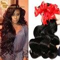 Бразильский девы волос объемной волны 6 расслоения Бразильский объемная волна на продажу 100% человеческих волос оптом вьющиеся волосы