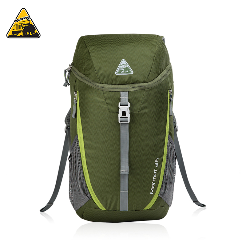 KIMLEE 30L Backpack Traveling School Backpack Outdoor Activities Backpack for Male & Female Three Colors
