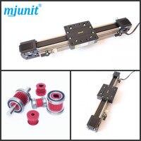 Mjunit45 линейной слайдер направляющей для камер
