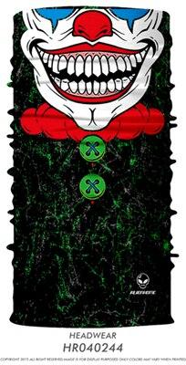 3D Череп Скелет бесшовная Бандана Балаклава головная повязка мотоциклетный головной убор Байкер волшебный платок труба Шея рыболовная вуаль маска для лица - Цвет: TA01