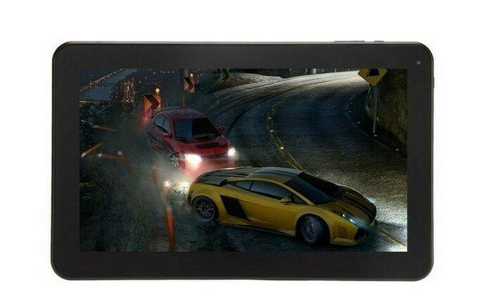 Vente en gros-10.1 pouces Allwinner A20 Dual Core 1.2 Android 4.2 1 GB RAM 8 GB ROM tablette PC écran tactile capacitif hdmi Wifi Webcam - 5