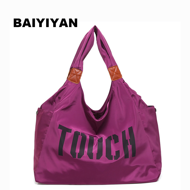 5773bc2f3427 2018 Новый мать мешок большой Ёмкость Водонепроницаемый нейлоновая сумка  корейской моды простой Портативный сумка большая сумка