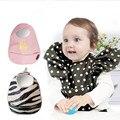 Designer Babadores Babadores para bebês à prova d ' água Kawaii rato Jardineira Infantil Bavoir roupas de bebê recém-nascido Bandana