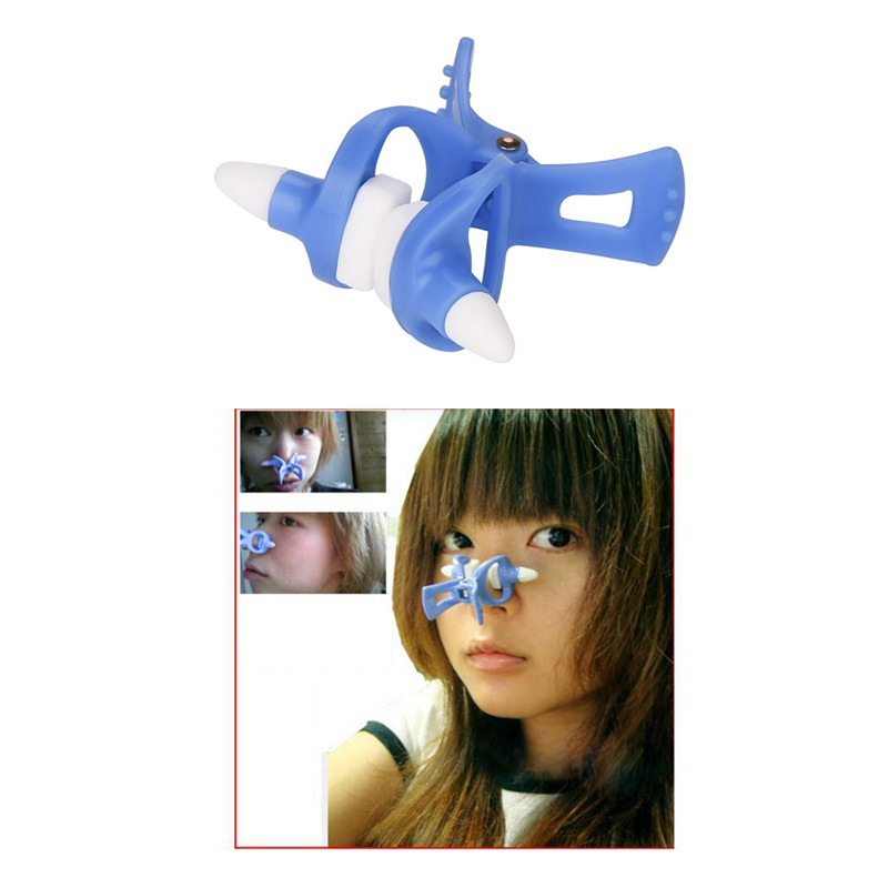 Silicone Nose Straightening Clip Painless Nose Up Clip Nose Reshaper Corrector Noses Shaping Lifting Bridge Beauty Enhancer 35