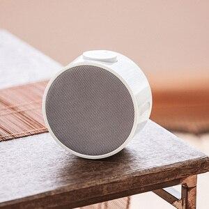 Image 4 - الأصلي Xiao mi mi الموسيقى ساعة تنبيه بلوتوث 4.1 مستديرة 360 ساعة الاستعداد المتكلم mi ساعة تنبيه