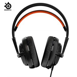 Image 4 - SteelSeries Siberia 200v2 IG upgrade  Headset E sports Game Computer Headphone PUBG Exclusive Gaming Headphone