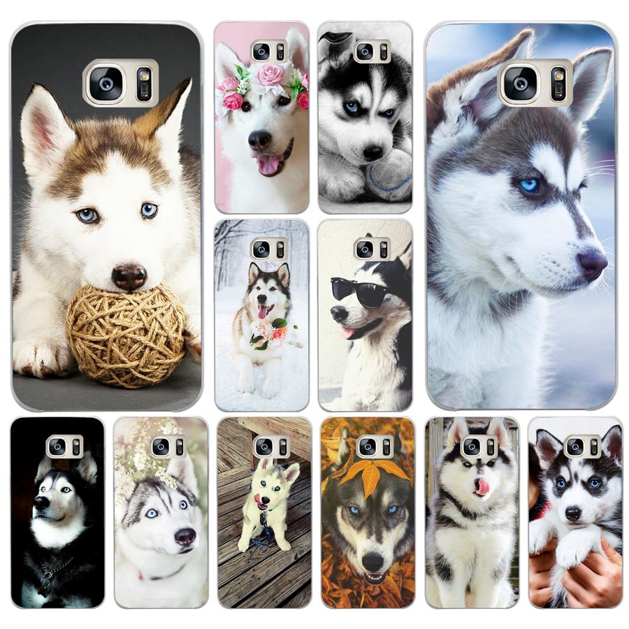 Cool Animal Panda Husky Puppy Cover For Samsung Galaxy S4 S5 Mini S6 S7 Edge S8 S9 Plus Grand Prime Note 4 5 8 Silicone Case Phone Pouch Phone Bags & Cases