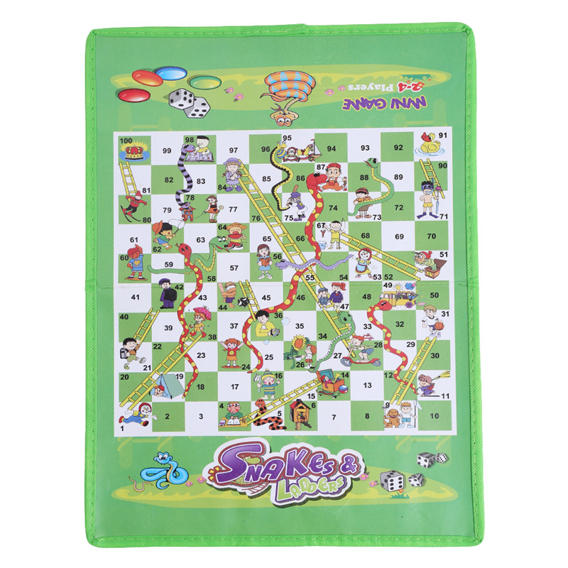 LAIMALA Toys For Children Snakes Puzzle game Training