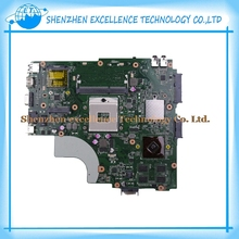 free shipping for Asus K84LY K43LY REV 3.1 laptop motherboard 100% working perfect