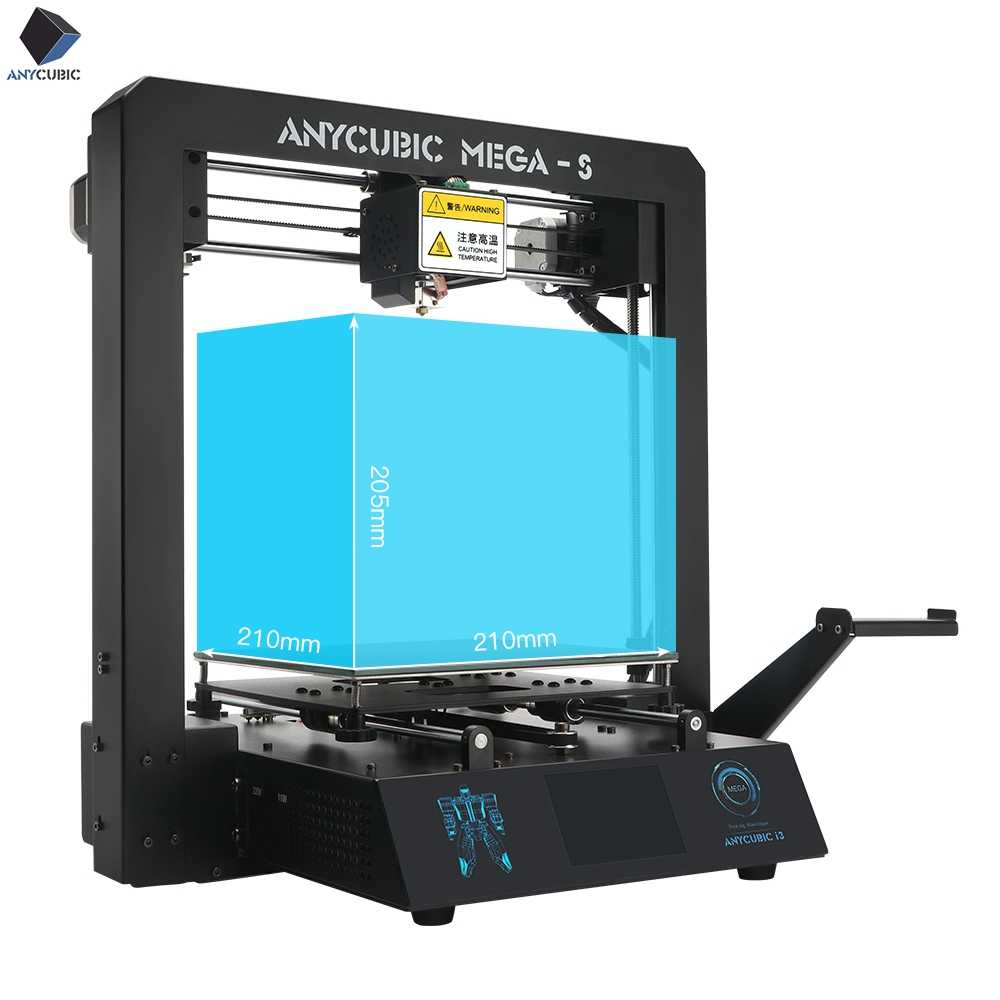Detail Feedback Questions about ANYCUBIC I3 Mega 3D Printer