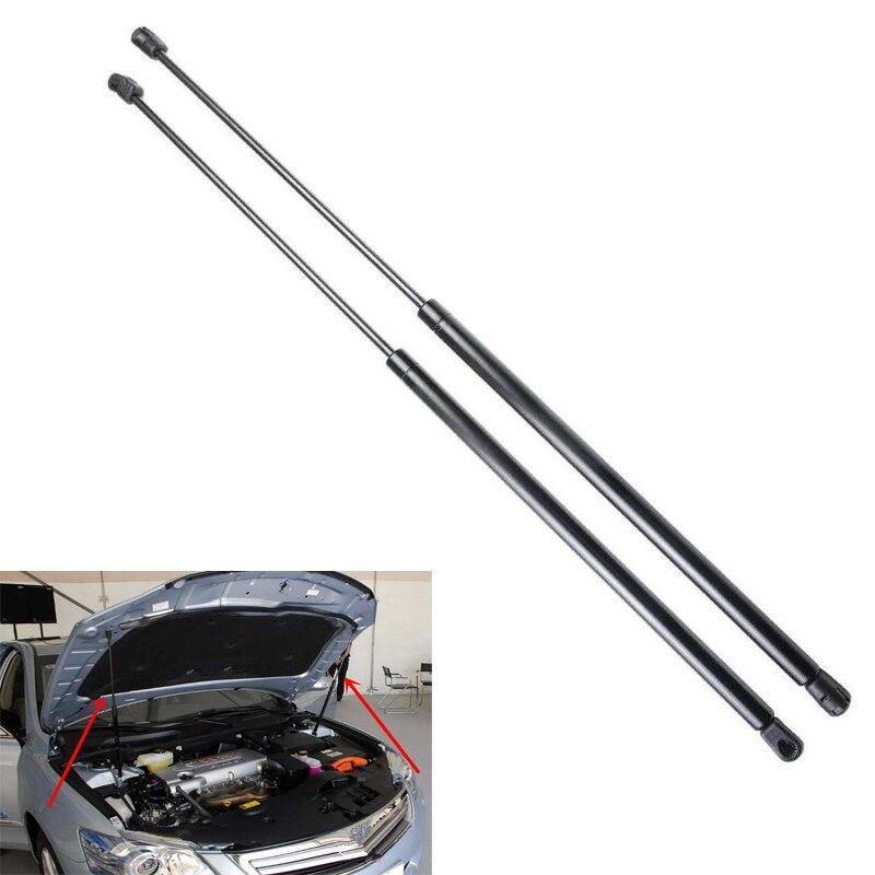 For 2007-2011 Toyota Camry Front Hood Lift Support Shock Struts Damper Gas Set