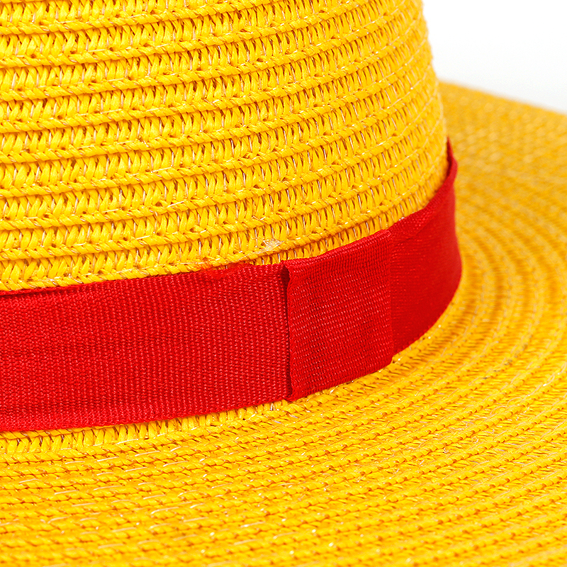 cfae640750ca3 Fashion Parent child sun hat Cute children sun hats bow hand made women  straw cap beach big brim hat casual glris summer cap-in Men s Sun Hats from  Apparel ...