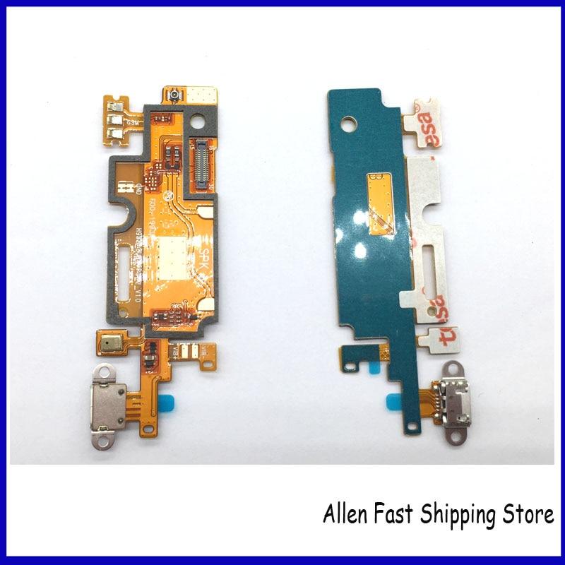 10 pcs/lot, Original New Replacement For Infinix Zero 3 X552 USB Charging Port Flex Cable Repair Parts