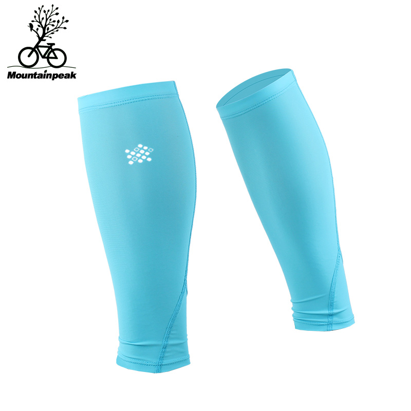 Mountainpeak 2017 The Leg Running Machine Can Compress Leg Set Riding Speed Dry Running Gear Shaping Sun-Shin Guards