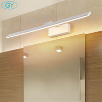 Modern Bathroom LED Vanity light Decor Wall lamp indoor bedroom mirror Lighting Wall Lamp sconce fixtures spiegel licht luz lamp