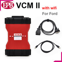 HOT SALE VCM2 Full Chip Professional OBD2 Car Diagnostic Scanner VCM II For Mazda For Ford