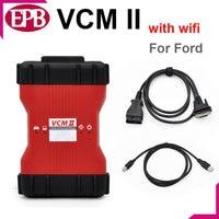 HOT SALE VCM2 Full Chip Professional OBD2 Car Diagnostic Scanner VCM II For Mazda For Ford