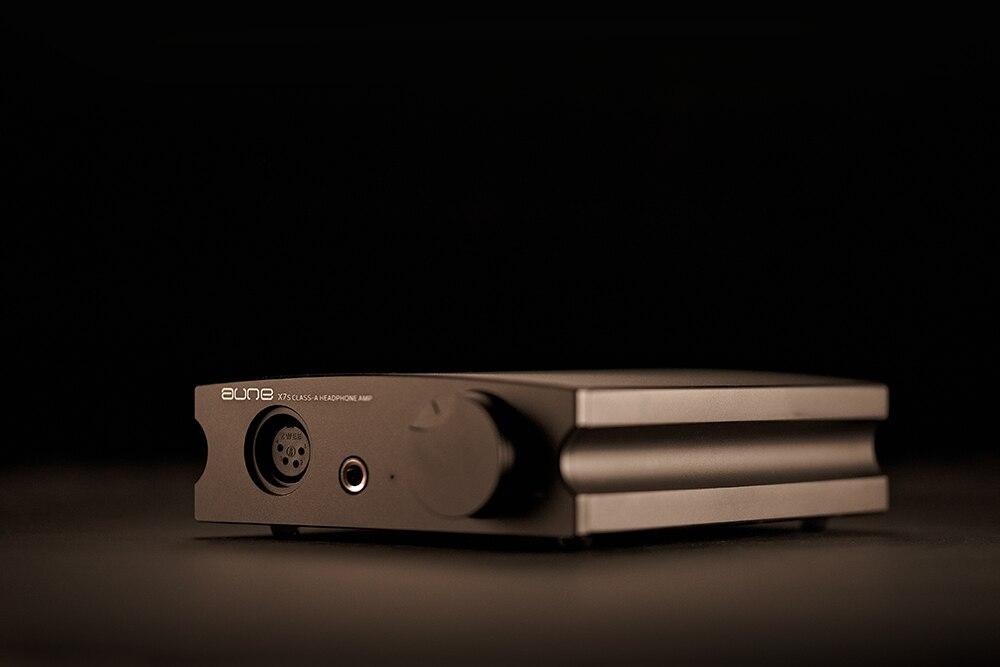 Aune X7S Class A HIFI Balance Output Headphone Amplifier Desktop Amplifier Earphones Amplifier aune past printsi poole teel