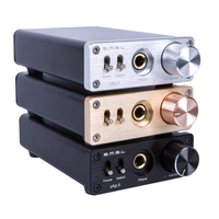 SMSL sApII Pro TPA6120A2 High Fidelity Hifi Stereo Headphone Amplifier Big Power Headset AMP Amplificador De fone de ouvido