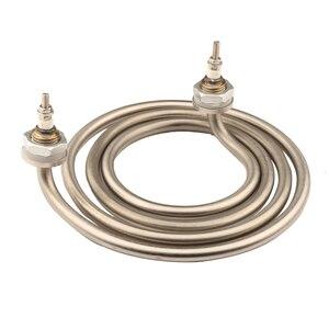 Image 1 - Isuotuo 4 แหวนไฟฟ้าเครื่องทำความร้อนสำหรับ Barrel, 220 V เครื่องทำความร้อน 2500 วัตต์สแตนเลส ancake ขดลวด 2   pin น้ำองค์ประกอบความร้อน