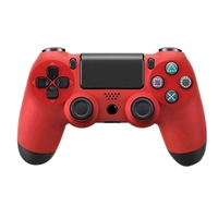 For Sony Ps4 Bluetooth Wireless Controller For Playstation 4 Wireless Dual Shock Vibration Joystick Gamepads For Ps4 Controlle