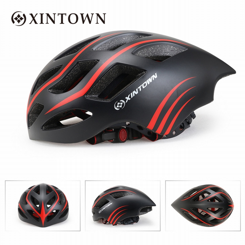ФОТО Sport Racing Cycling Bicycle Motorcycle Helmet Equipment Men's Women's Professional Unisex Breathable Mountain Road Bike Helmet