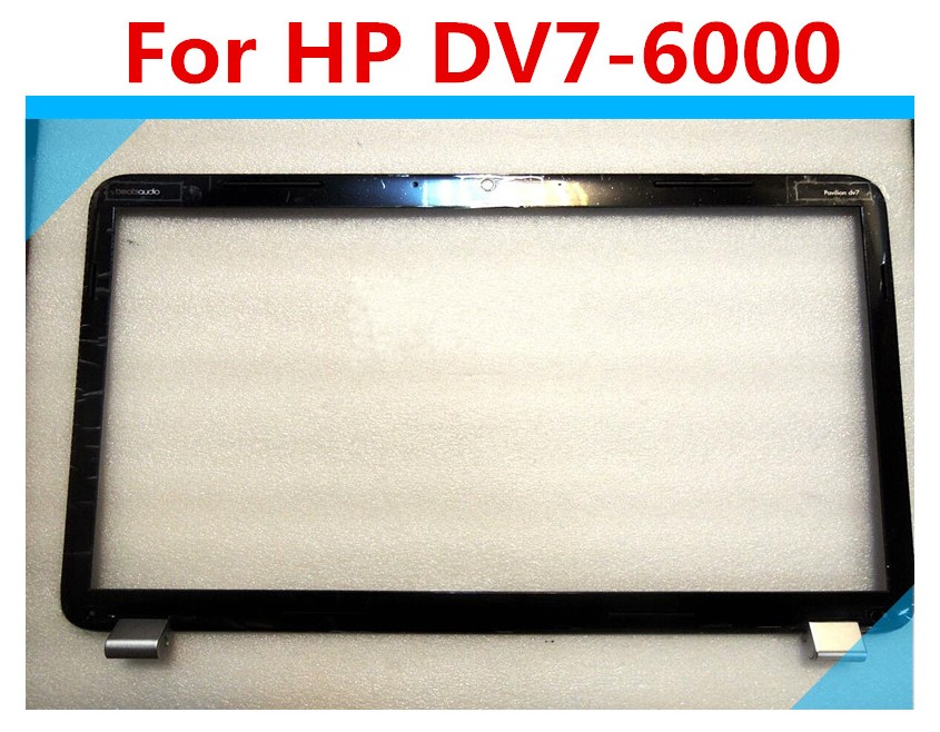 New for hp Pavilion DV7 DV7-6000 LCD front bezel 17.3 665592-001 цена
