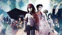 New Steins Gate Japan Anime Silk Poster Wall Decor 35x20 SG38