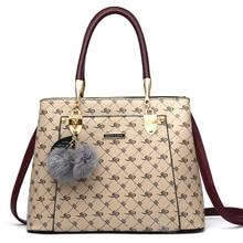 f83c4505356 FreeinFlower Rose Afdrukken Handtas Voor Vrouwen PU Leer Vrouwen Strik  Crossbody Tas Hoge Kwaliteit Nep Designer