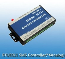 Freeshipping GSM SMS Auto Controller RTU5011 Home Automation RS232 config by PC Software powerful function RTU Device(China (Mainland))