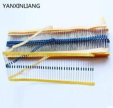 500 шт. 10 К ом 1/4 Вт 10kR Металлические Пленочные Резисторы 10 ком 0.25 Вт 1% ROHS-