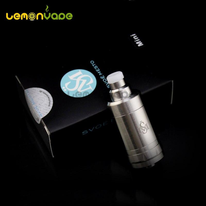 bilder für Elektronische Zigarette Kayfun V5 Mini RDA 1:1 Clone Einstellbare Airflow Holt Tropftank SXK SS316 VS Kayfun Mini V3