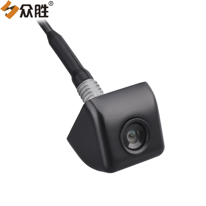 Metal Car Rear View Camera HD Night Vision Car Reverse Rearview Parking Assistance Camera Auto Wide Angle Backup Camera XL-969